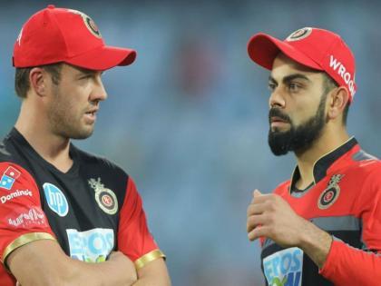 "Virat Kohli Terms AB De Villiers As ""Most Impactful Player In IPL"" After Win Over Rajasthan Royals   एबी डिविलियर्स ने पलटी बाजी, कप्तान विराट कोहली ने बांधे तारीफों के पुल"
