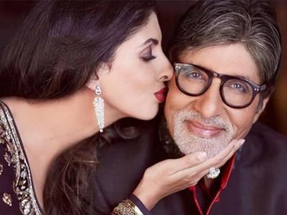 bollywood lifestyle fashion amitabh bachchan daughter shweta bachchan looks stylish in white saree by abu jani sandeep khosla party | अमिताभ बच्चन की बेटी ने पार्टी में पहनी ऐसी ड्रेस, बॉलीवुड की हसीनाओं ने झुका ली नजर