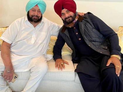 Punjab Congress chief Navjot Singh Sidhu will take charge on July 23sent invitation signed by around 65 MLAs to CM Amrinder Singh | 23 जुलाई को कार्यभार संभालेंगेनवजोत सिंह सिद्धू, सीएमअमरिंदर सिंह को65 विधायकों के हस्ताक्षर वाला आमंत्रण पत्र भेजा