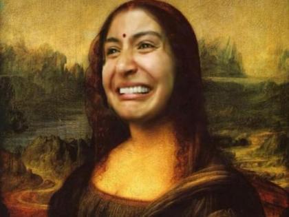 Sui Dhaaga Anushka sharma's memes viral on internet   सुई धागा: अनुष्का शर्मा का फनी मीम्स हो रहा है वायरल, लोगों को पसंद नहीं आया इमोशनल सीन