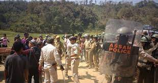 Assam and Mizoram border dispute is getting complicated 10 julyDinkar Kumar's blog | उलझता जा रहा है असम और मिजोरम का सीमा विवाद,जानिए क्या है पूरा मामला