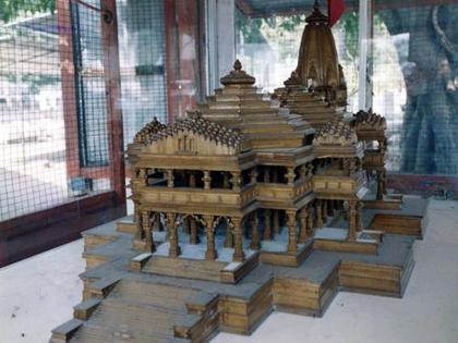 Ayodhya Ram Mandir 6 temples constructed ramjanmbhoomi temple uttar pradesh lucknow | Ayodhya Ram Mandir:राम जन्मभूमि परिसर में बनेंगेदेवी-देवताओं के छह मंदिर,चार टावर क्रेन लगाए जाएंगे