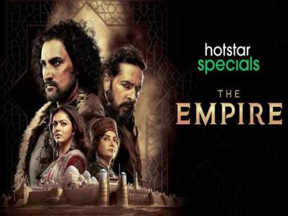 unstall hotstar the empire web series Stop glorifying Babar people furious the Empire tv series trend | 'बाबर का महिमामंडन करना बंद करो', 'द एंपायर' सीरीज को देख भड़के लोग, डिज्नी प्लस हॉटस्टार ऐप कर रहे डिलीट