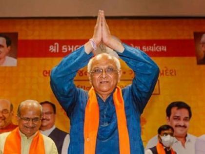 Gujarat cabinet reshuffle delayed dayTeam Rupani members including Nitin Patel may be dropped   गुजरात बीजेपी में घमासान!, विजय रुपाणी से मिले विधायक,शपथ ग्रहण समारोह कल, कई मंत्री हटाए जाएंगे