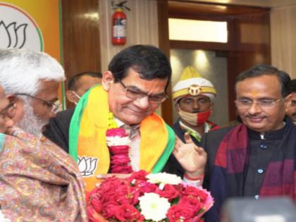 pmNarendra Modi's closeFormer bureaucrat AK SharmaMade UP BJP Vice PresidentRole As Minister   उत्तर प्रदेश विधानसभा चुनावः पीएम मोदी के करीबीएके शर्मा को बड़ी जिम्मेदारी,भाजपा के नएउपाध्यक्ष, देखें लिस्ट