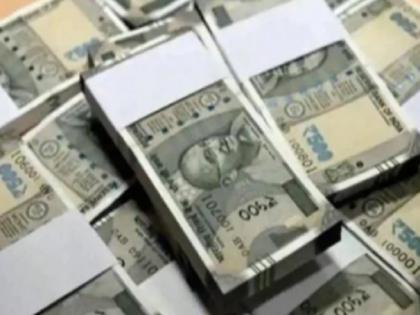 Morena Municipal CorporationRaid threeAccounts Officer 8 lakh cashjewelery and property 3 crore bungalow   मुरैना नगर निगम के अकाउंट अफसर के तीन ठिकानों पर छापा,8 लाख कैश, जेवर और प्रॉपर्टी के कागजात मिले, 3 करोड़ काबंगला