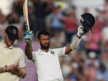 Cheteshwar Pujara said- I am not a power hitter but try to learn from players like Virat and Rohit   चेतेश्वर पुजारा ने कहा- मैं पावर हिटर नहीं लेकिन विराट और रोहित जैसे खिलाड़ियों से सीखने की कोशिश करता हूं