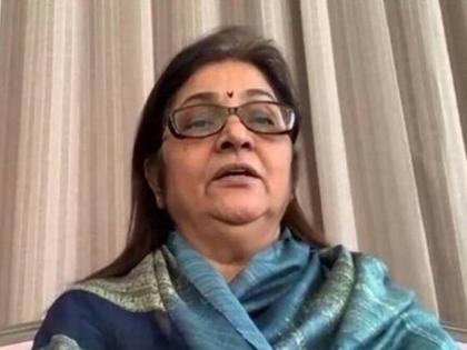 Maharashtra Rajya Sabha by-electionCongress rajni Patil bjp Sanjay Upadhyay candidate | महाराष्ट्र राज्यसभा उपचुनावःकांग्रेस सेरजनी पाटिल औरभाजपा से संजय उपाध्याय होंगे प्रत्याशी, जानें मामला