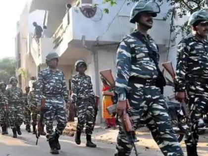 Violence during voting in Cooch Behar, West Bengal, 4 dead in CRPF firing | पश्चिम बंगाल के कूचबिहार में वोटिंग के दौरान हिंसा, TMC सांसद का दावा- CRPF की फायरिंग में 4 लोगों की हुई मौत
