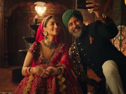 alia bhatt was trolled for what the director asked to speak bijay anand said amid controversy over Manyavar advertisement | आलिया को उस चीज के लिए ट्रोल किया गया जिसे निर्देशक ने बोलने को कहा था, मान्यवर के विज्ञापन पर उठे विवाद के बीच बोले सहअभिनेता