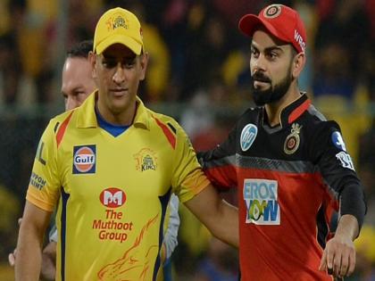 ipl 2020 rcb captain virat kohli becomes most run getter in ipl history | IPL 2020: विराट कोहली ने तोड़ा धोनी का बड़ा रिकॉर्ड, बने आईपीएल में सबसे ज्यादा रन बनाने वाले कप्तान