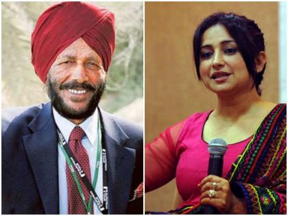 Milkha Singh cried seeing Divya Dutta as her sister in Bhaag Milkha Bhaag | जब दिव्या दत्ता का हाथ पकड़ रोने लगे थे मिल्खा सिंह, साथ बैठ देखे थे भाग मिल्खा भाग
