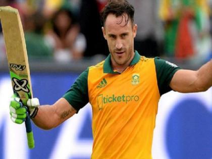 CPL 2021 ms dhoni friend Faf du Plessis all set to return to action after tough 3 months due to concussion | CPL 2021:लंबे ब्रेक के बाद मैदान मेंवापसी को तैयार धोनी के साथी खिलाड़ी,प्रीति जिंटा टीम के लिए लगाएंगे चौके और छक्के