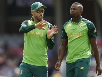 T20 World Cup 2021Mahendra Singh DhoniFaf du PlessisImran TahirChris Morris outSouth Africa announced see   T20 World Cup 2021: महेंद्र सिंह धोनी के दो साथी खिलाड़ी टीम से बाहर,टी20 विश्व कप के लिएदक्षिण अफ्रीका ने किया ऐलान