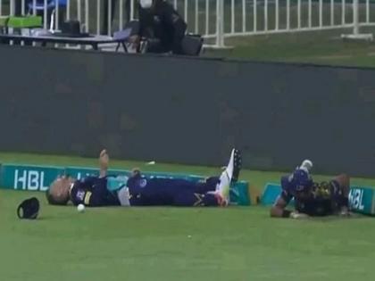 Faf du Plessis ruled out of PSL 2021 after sustaining concussion, to fly back home   पाकिस्तानी खिलाड़ी से टकराकर बुरी तरह घायल हुए थे फाफ डुप्लेसिस, अस्पताल में होना पड़ा था भर्ती, अब बीच में ही छोड़ा पीएसएल