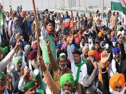 Farmers protest at Jantar Mantar from today Delhi Police ups security in capital   जंतर-मंतर पर आज से बैठेगी 'किसान-संसद', सुरक्षा के कड़े इंतजाम, जानें किन शर्तों के साथ प्रदर्शन की मिली इजाजत