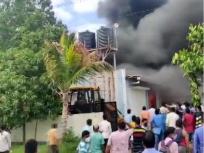 12 killed in fire at chemical manufacturing firm near Pune | महाराष्ट्रः पुणे की केमिकल फैक्ट्री में आग लगने से बड़ा हादसा, 18 लोगों की मौत, कई अब भी लापता