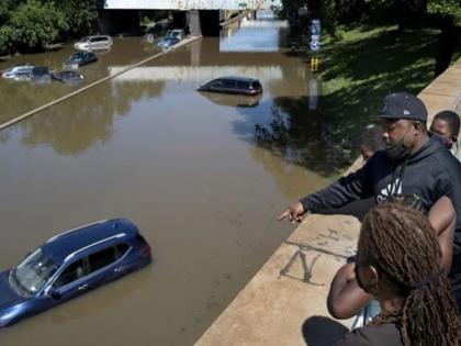 Hurricane Ida effect: At least 41 dead as flash floods slam New York area in USA | Hurricane Ida effect: अमेरिका में समुद्री तूफान Ida का कहर, न्यूयॉर्क बाढ़ से 41 लोगों की मौत, मेट्रो स्टेशनों में भरा पानी