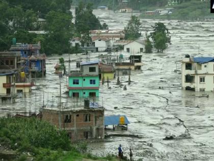 Maharashtra floods rains Contribution unplanned development natural calamities Pramod Bhargava's blog   प्राकृतिक आपदाओं में अनियोजित विकास का योगदान,प्रमोद भार्गव का ब्लॉग