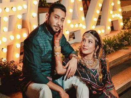 I don't mind being 20 years younger than you husband Zaid darbar said on gauahar Khan's displeasure   'मुझे तुमसे 20 साल छोटा होने में भी परेशानी नहीं है', 12 साल छोटे कहे जाने पर गौहर खान की नाराजगी पर बोले थे पति जैद