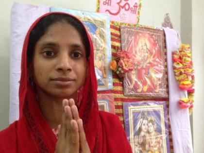 Anand service society new home Geeta returned from Pakistan parents will be searched afresh | पाकिस्तान से लौटी गीताका नया ठिकानाआनंद सर्विस सोसाइटी,नएसिरे से होगी माता-पिता की खोज