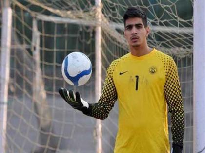 'You don't have to stop', Indian goalkeeper Gurpreet recalls Milkha Singh's words | 'तुम्हें रुकना नहीं है', भारतीय गोलकीपर गुरप्रीत ने मिल्खा सिंह के शब्दों को याद किया