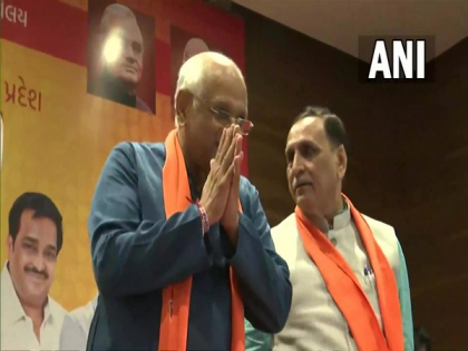 Gujarat Bhupendrabhai Patel elected new Gujarat CM surprise moveto be sworn-inoath tomorrow State BJP chief CR Patil   गुजरातः विजय रुपाणी की जगह लेंगेभूपेंद्र पटेल, पीएम मोदी, अमित शाह और जेपी नड्डा ने दी बधाई
