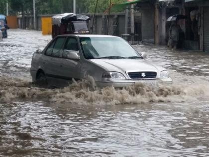 Monsoon 2021: heavy rain forecast in North India in next four days, IMD issued Rail Alert' for rajasthan and madhya pradesh | उत्तर भारत में अगले चार दिनों में होगी तेज बारिश, मौसम विभाग ने इन राज्यों के लिए जारी किया 'रेड अलर्ट'