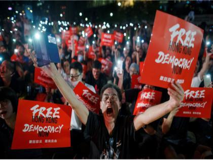 China passes Hong Kong security law, deepening fears for future | हांगकांग विवाद: चीन ने विवादित राष्ट्रीय सुरक्षा कानून को दी मंजूरी