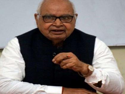 UP Speaker talks about Mahatma Gandhi and Rakhi Sawant, video goes viral | महात्मा गांधी और राखी सावंत पर यूपी विधानसभा अध्यक्ष के बयान का वीडियो वायरल, ट्वीट कर दी सफाई
