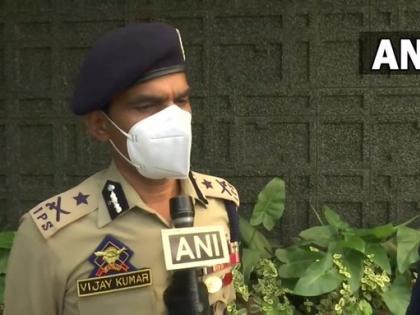 Top JeM Commander terrorist Sham Sofi killed Tral Encounter IGP Kashmir Vijay Kumar | जम्मू-कश्मीरः अवंतीपोरा त्राल में मुठभेड़,जैश-ए-मोहम्मद का शीर्ष कमांडर शम सोफी ढेर,36घंटों में 9मारे गए