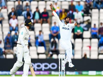 India vs New Zealand Final Day 3 indian bowler looking first wicket | Ind vs NZ, Final: टी-ब्रेक तक न्यूजीलैंड मजबूत, विकेट की तलाश में भारतीय गेंदबाज