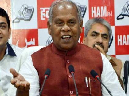 Former Bihar CM Jeetan Ram Manjhi got involved with BJP   एनडीए में ठीक नहीं चल रहा सबकुछ! बिहार के पूर्व सीएम जीतन राम मांझी ने लिया बीजेपी से पंगा, गरमाई सियासत