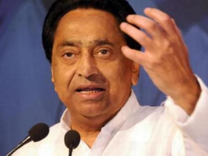bjp leaders sprinkle gangajal in maihar circuit house after kamalnath bharat badnaam statement | कमलनाथ के 'भारत बदनाम' बयान पर बवाल जारी, भाजपा नेताओं ने सर्किट हाउस का ऐसे किया शुद्धिकरण