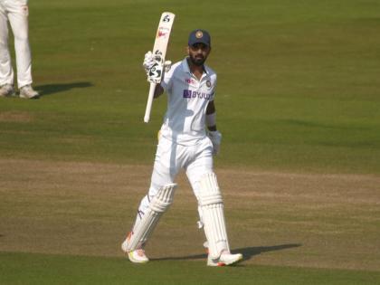 India vs County Select XI18 monthsKL Rahul scored a centuryRavindra Jadeja also scoring 75 | 18 माह बाद केएल राहुल ने लगाया शतक, 75 रन बना रविंद्र जडेजा भी चमके