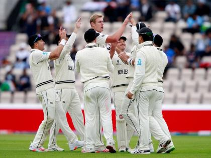 Kyle Jamieson take Most wickets for New Zealand after first 8 Test matches | Ind vs NZ: ऋषभ पंत का विकेट झटकते ही काइल जैमीसन ने रचा इतिहास, तोड़ डाला 73 साल पुराना ये बड़ा रिकॉर्ड