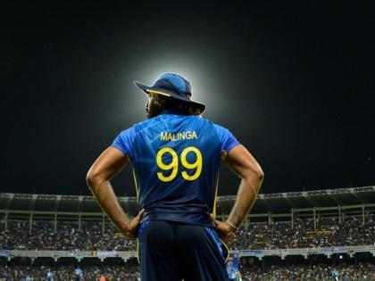 T20 World CupLasith Malinga announced retirement ll forms of cricket Mumbai Indians legend Goodbye | श्रीलंका के अनुभवी तेज गेंदबाज और मुंबई इंडियंस के दिग्गज ने क्रिकेट को कहा- गुडबाय, 4 बॉल और 4 विकेट