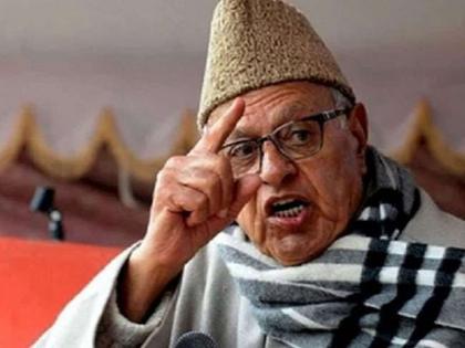 kashmir will remain a part of india said farooq abdullah even if they shoot me they cannot change it | कश्मीर भारत का हिस्सा रहेगा, बोले फारूक अब्दुल्ला- वे मुझे गोली भी मार दें तो भी इसे नहीं बदल सकते