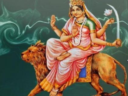 Chaitra Navratri 2021 Day 6 Puja Vidhi mantra maa katyayani katha, mantra and significance   Chaitra Navratri 2021 Day 6: आज होती है मां कात्यायनी की पूजा, जानें पूजा विधि, मंत्र, पौराणिक कथा