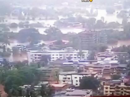 Maharashtra Rains UpdatesSituation Critical in Ratnagiri's Khed & Chiplun AreasSays District AdminRescue Ops on | महाराष्ट्र में भारी बारिशःचिपलून में हालत गंभीर, बचाव कार्य तेज,एनडीआरएफ की टीम तैनात
