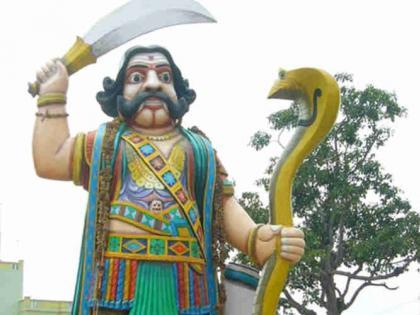 dugra puja JharkhandMahishasur worshippedAsur tribe believe adorable godthey do it with full devotion   झारखंड में महिषासुर की पूजा, असुर जनजाति के लोग मानते हैं अपना आराध्यदेव, जानें क्या है वजह