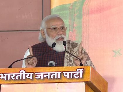 PM Narendra Modi appeals in five Languages on election date in 4 States and 1 Union Territory | पांच राज्यों में चुनाव के दिन पीएम मोदी ने 5 भाषाओं में किया ट्वीट, लोगों से रिकार्ड संख्या में मतदान की अपील