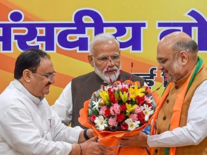 Gujarat CM Vijay Rupani resignsBhupendra Patel new chief ministerchanged many states pm narendra modi | ब्लॉगः गुजरात के सीएमविजय रुपाणी ने दिया इस्तीफा,भूपेंद्र पटेल नए मुख्यमंत्री, कई राज्य में बदले गए...