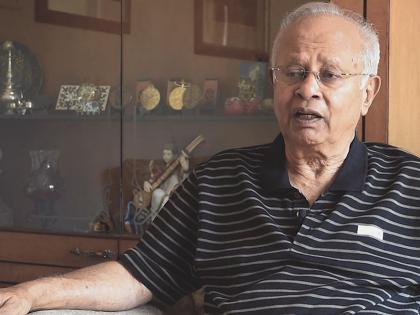 Nandu Natekar Won 100 national and international titlesfirst Indian to win the title in 1956PM Modi saluted | नंदू नाटेकरःक्रिकेट और टेनिस खेलने के बादबैडमिंटन में बने चैंपियन,100 से अधिक राष्ट्रीय और अंतरराष्ट्रीय खिताब,1956 मेंखिताब जीते
