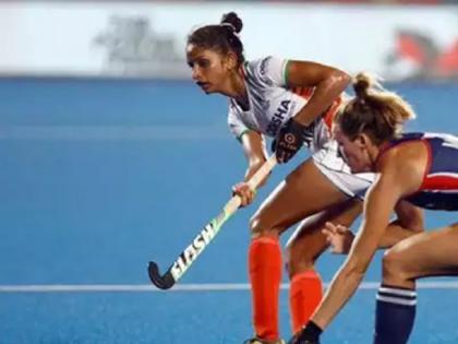 Women's Hockey forward Navjot Kaur says she owes her success to her father | भारतीय हॉकी खिलाड़ी नवजोत कौर ने पिता को दिया सफलता का श्रेय, कहा, 'दुनिया की सर्वश्रेष्ठ फिनिशर बनना चाहती हूं'