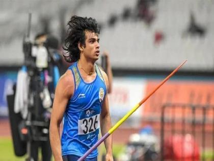 Tokyo Olympics : Neeraj chopra wins gold in javelin throw, india's best olympic performance   टोक्यो ओलंपिकः नीरज चोपड़ा ने जैवलिन थ्रो में गोल्ड जीतकर रचा इतिहास, भारत का सर्वश्रेष्ठ ओलंपिक प्रदर्शन