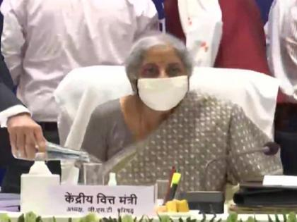 GST Council meeting begins, rates will be reviewed, extension of tax exemption on medicines of Kovid-19 will be considered | लखनऊ में जीएसटी परिषद की 45वींं बैठक, दरों की समीक्षा सहित कोविड-19 की दवाओं पर कर छूट के विस्तार पर विचार