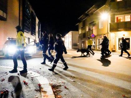 norway-oslo man-bow-arrows-kills-five-people arrested   नॉर्वे: शख्स ने तीर और धनुष से पांच लोगों की हत्या की, गिरफ्तार किया गया