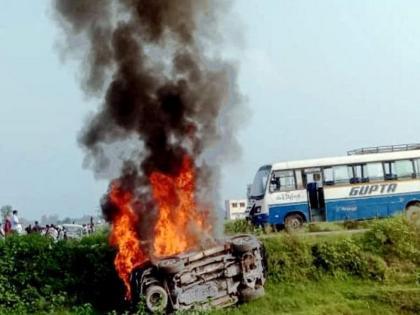 lakhimpur kheri violence ankit Raj revealed in the interrogation about ashish mishra | लखीमपुर खीरी हिंसाः 'चलो किसानों को सबक सिखाते हैं', आशीष मिश्रा को लेकर अंकित राज ने पूछताछ में किए कई खुलासे