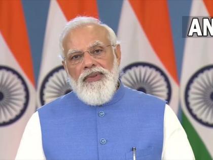 PM narendra modi Global COVID-19 summit world's largest vaccination campaign 200 million Indians fully vaccinated   भारत ने 95 अन्य देशों के साथ टीका साझा किया,दुनिया का सबसे बड़ा टीकाकरण अभियान,पीएम मोदी ने कोविड सम्मेलन में कहा